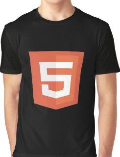HTML 5 Graphic T-Shirt