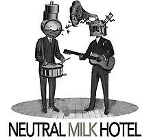 Neutral Milk Hotel Photographic Print