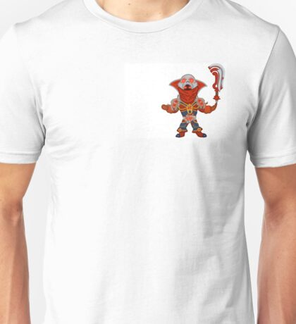 Cute Red Guy Avatar Unisex T-Shirt