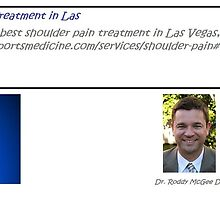 Shoulder Pain Treatment in Las Vegas - Call (702) 475.4390 - www.totalsportsmedicine.com by sportsmedicine