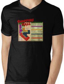 Chopping Mall - Horror Movie T-shirt Mens V-Neck T-Shirt