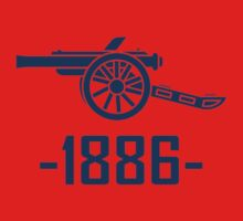 Arsenal 1886 by guners