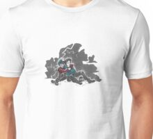 Jonty in Hurricane Unisex T-Shirt