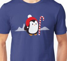 Kawaii Christmas Penguin Unisex T-Shirt