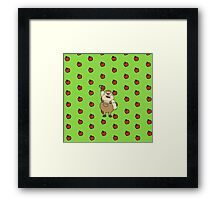 Balance Agriculture Project Song Framed Print