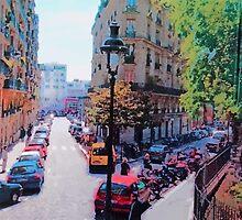 Paris by jaimeeannd
