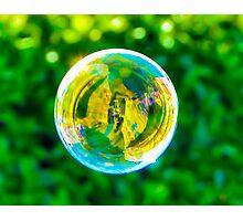 The Bubble Photographic Print