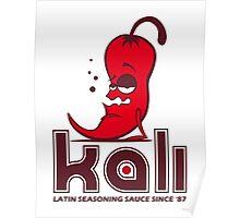 KALI SAUCE Poster