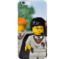 Harry's on a mission iPhone Case/Skin