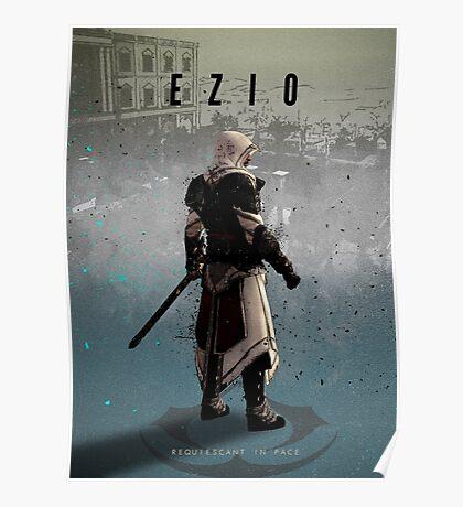 Legends of Gaming - Ezio Poster