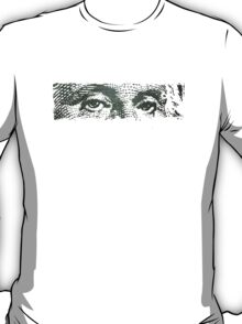 George Washington Dollar Money T-Shirt