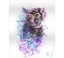 Roar Kitty Poster