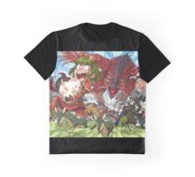 revenge of the rathalos Graphic T-Shirt