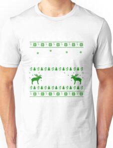 Subaru Ugly Christmas Unisex T-Shirt