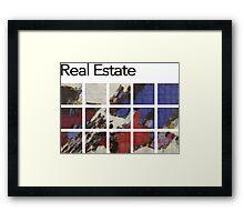 Real Estate - Atlas Framed Print