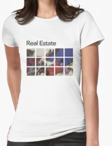 Real Estate - Atlas Womens Fitted T-Shirt