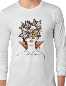 Butterfly Whisperer  Long Sleeve T-Shirt