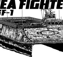 Sea Fighter by deathdagger