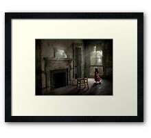 Grandmother's house Framed Print