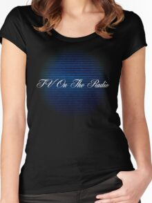 TV On The Radio (Dear Science) Women's Fitted Scoop T-Shirt