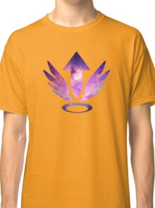 Mercy Logo - Galaxy Classic T-Shirt