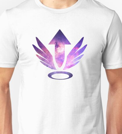 Mercy Logo - Galaxy Unisex T-Shirt