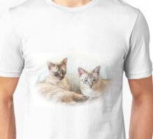 When Two is Company Unisex T-Shirt
