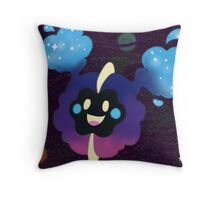 Galaxy Cosmog Throw Pillow