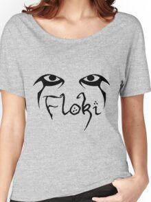 vikings floki art Women's Relaxed Fit T-Shirt