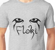 vikings floki art Unisex T-Shirt