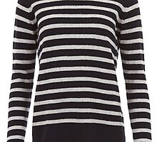 Mariniere Striped Knit by irishfashion