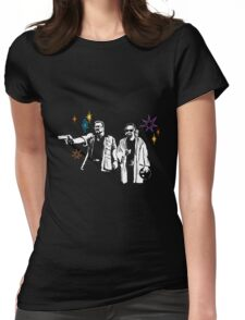 Big Lebowski - Dude Fiction Womens Fitted T-Shirt