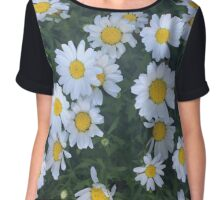 are we out of the flower patch Chiffon Top