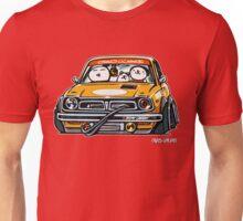 Crazy Car Art 0153 Unisex T-Shirt