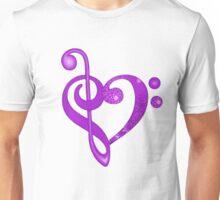 Musical Heart <3 Unisex T-Shirt