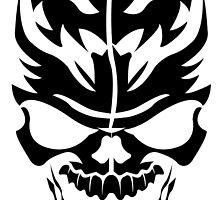 Skull by papabuju