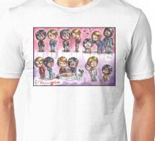 Hannigram through the time Unisex T-Shirt
