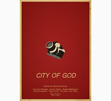 City Of God - Minimalist Movie Poster T-Shirt