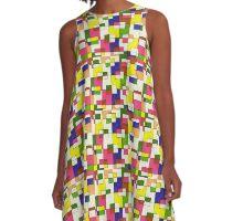 blocks-2012-03 A-Line Dress