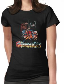 Thundercats 2 Womens Fitted T-Shirt