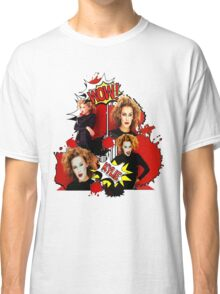 Kylie Minogue - Confide In Me - Comic Book Red Classic T-Shirt