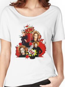 Kylie Minogue - Confide In Me - Comic Book Red Women's Relaxed Fit T-Shirt