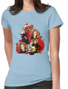 Kylie Minogue - Confide In Me - Comic Book Red Womens Fitted T-Shirt