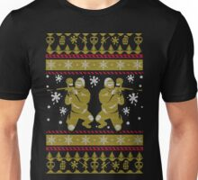 Paintball Ugly Christmas Sweater T-Shirt Unisex T-Shirt