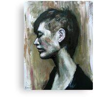 Clara #6 Canvas Print