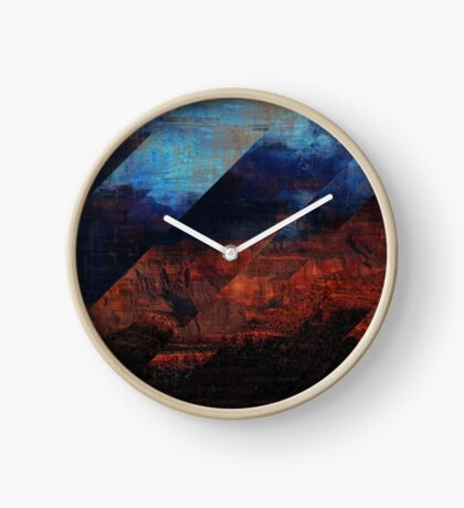 Deconstructing Time Altered Landscapes Grand Canyon Clock