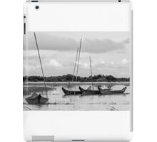 Lonely Boats iPad Case/Skin