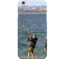 Getting in touch with the forces of nature!  iPhone Case/Skin
