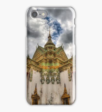 Wat Pho, Thailand iPhone Case/Skin