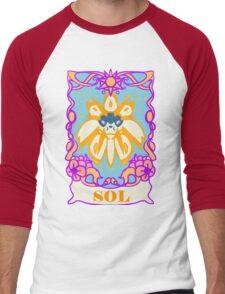El Sol Men's Baseball ¾ T-Shirt